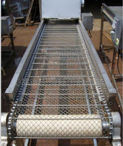 Reinforced Mesh Belt for Conveyer