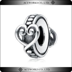 Fashion Friendship Jewelry Bracelet Silver Charms Parts