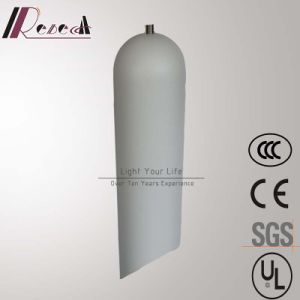 Modern Simple restaurant Decorative Matt Chrome Columnar Pendant Lamp pictures & photos