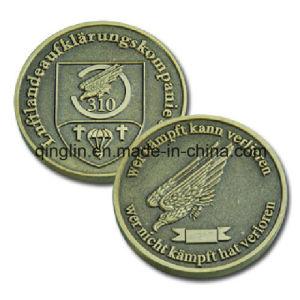 Promotional 3D Antique Souvenir Coins (QL-SMB-0003) pictures & photos