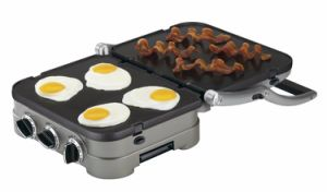 Electric Grills 5 in 1 Panini Press for Smart Kitchen Appliance pictures & photos