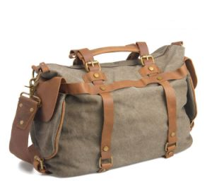Canvas American Style Military Duffle Bag (RS-1801) pictures & photos