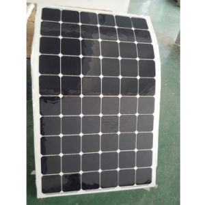 200W Semi Flexible Solar Panel/Solar Module with Sunpower Solar Cells pictures & photos