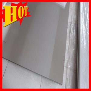 99.95% Purity Tungsten Sheet Price pictures & photos