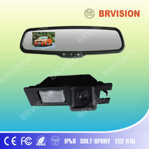 OE License Plate Camera for Nissan Sunny Qashqai X-Trail pictures & photos