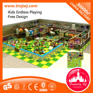 Exciting Playground Maze Indoor Cheap Gymnastics Equipment for Sale pictures & photos