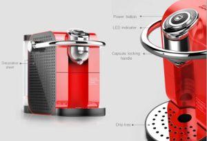Unique Design Mini 20 Bar Nespresso Capsule Espresso Coffee Machine pictures & photos