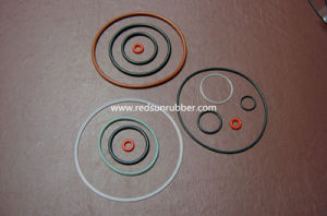 Silicone Rubber Seal O Ring