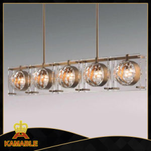 Contemporary Indoor Brass Decoration Lamp (KAP6011) pictures & photos