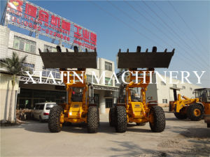 Caterpillar Xiajin Transformer Forklift Loader Used in Quarry for Sale pictures & photos