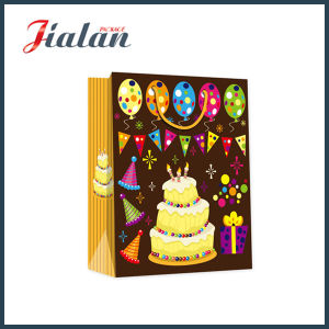 Birthday Cake Design Gift Bag pictures & photos
