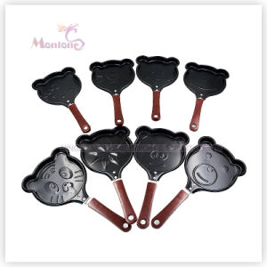 Cartoon Animal-Shaped Non-Stick Mini Egg Fry Pan for Kids pictures & photos