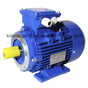 Three Phase Cast Iron Electric Motor with ISO pictures & photos