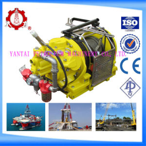 500kg Air Winch with Double Brake pictures & photos