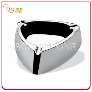 Custom Souvenir Gifts Metal Ashtray with Embossed Logo (SA01) pictures & photos