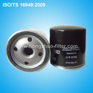 Oil Filter W712 1/W712 16/W712 47/W712 52 for Car Engine pictures & photos