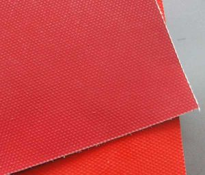 PVC Coated Fiber Glass Cloth pictures & photos