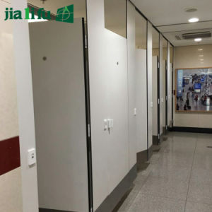 Jialifu Stylish HPL Restroom Stall Partitions pictures & photos