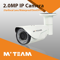 Factory Wholesale IP Camera 1080P 2.0MP Full HD Varifocus CCTV Camera with Sony Sensor Home House Video Camera with CE FCC RoHS pictures & photos