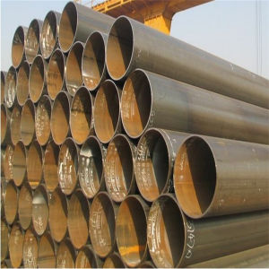 Factory ERW Steel Pipe (X80) pictures & photos