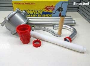 Cast Aluminum Hand Rotary Oil Pump Made in China pictures & photos