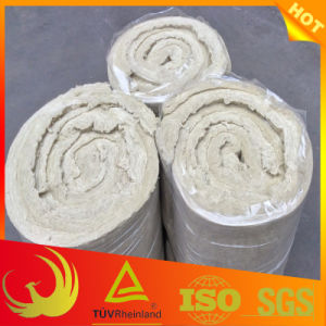 Thermal Rock-Wool Insulation Material Blanket for Pipe pictures & photos