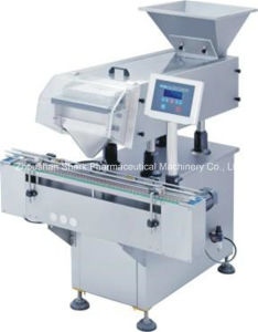4 Channels Automatic Pills Counting Machine