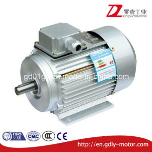 Cast Aluminum Three Phase Asynchronous Motor pictures & photos