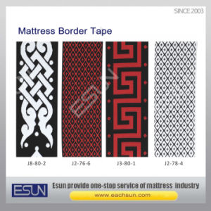 100% Polyester Mattress Border Tape pictures & photos