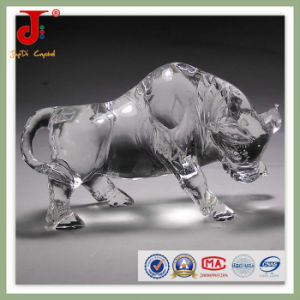 Chinese Twelve Zodiac Crystal Cattle (JD-CA--106) pictures & photos