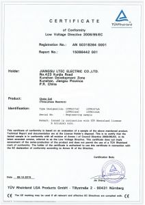 Low Voltage Reactor Series pictures & photos