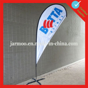 Fiberglass Teardrop Advertising Outdoor Banner pictures & photos