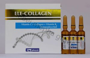 Collagen for Smooth Wrinkles/Elevate Scars Collagen Injection pictures & photos