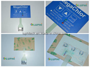 Waterproof Backlighting Membrane Switch (MIC-0209) pictures & photos