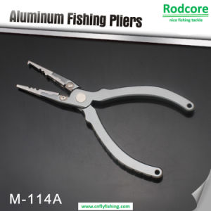 Aluminium Fishing Pliers for Griping Line pictures & photos