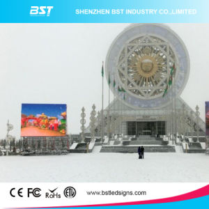 IP65 Wateproof P10 Outdoor Rental LED Display Screen for Show pictures & photos