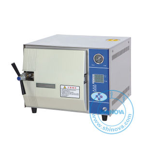 24L Veterinary Tabletop Steam Sterilizer (MS-TA24D) pictures & photos