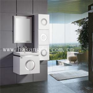 PVC Bathroom Cabinet/PVC Bathroom Vanity (KD-5002) pictures & photos