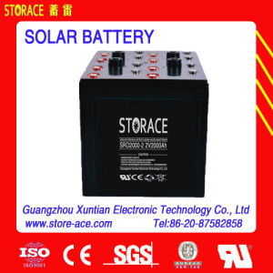 Deep Cycle Battery for Solar Power System pictures & photos