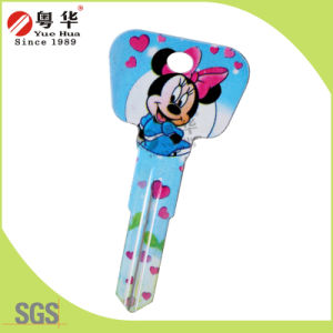 High Quality Art Blank Key for Key Machine pictures & photos