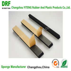 Damp Vibration Draught Sealing Sponge Strip Neoprene Fabic Foam pictures & photos
