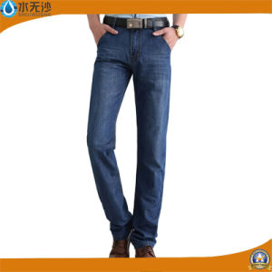 OEM High Quality Men Cotton Jeans Fashion Denim Casual Jeans pictures & photos