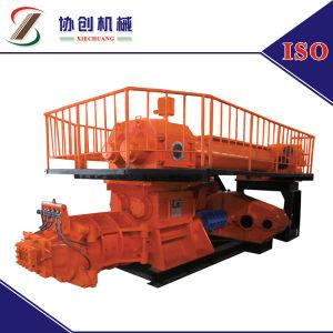 Brick Compression Machine Vacuum Extruder
