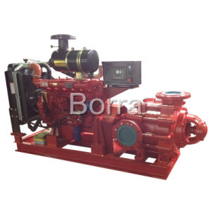 Multistage Fire Fighting Diesel Water Pump pictures & photos