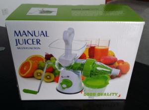 Multi-Function Manual Juicer