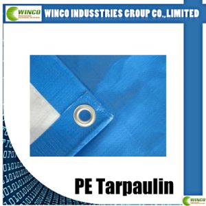 PE Laminated Tarpaulins for Truck Covering HDPE Coated Tarpaulin with UV Resistant pictures & photos