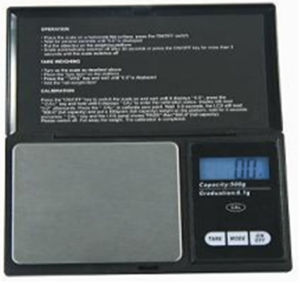 New Design 1000g Digital Platform Pocket Scale pictures & photos