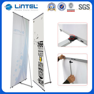 High Quality Trade Show 100% Pure Stable L Banner (LT-L5) pictures & photos