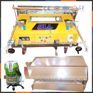 Electric Trowel for Plastering Automatic Plaster Machine Price pictures & photos