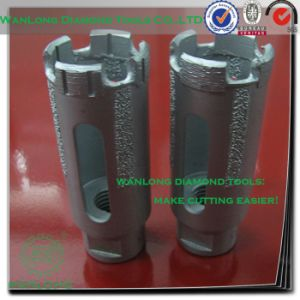 Drill Bit for Granite Quarry-Diamond Type of Drill Bit for Granite Processing pictures & photos